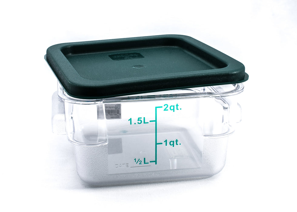 Storage Lid  - Green