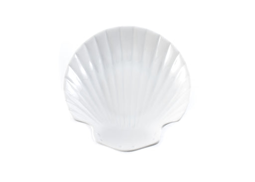 Scalloped Sea Shell Dishes - 6 1/4""