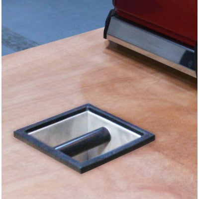 Rhino Coffee Gear Square Knock Chute