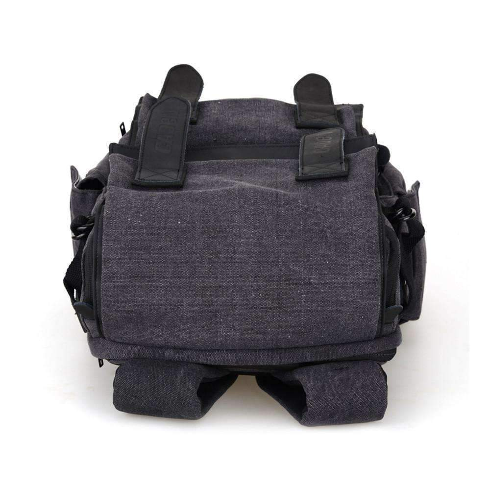 DeeTrade Backpack Vintage Deluxe Camera Big Backpack