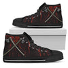 DeeTrade Battle Axe High Top Shoe