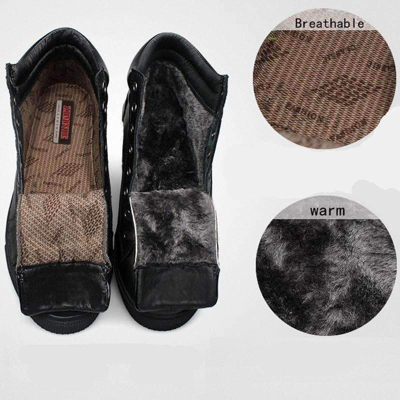 DeeTrade Boots Rover fur/no fur (2 colors)