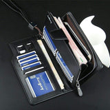 DeeTrade Business Wallet with Smartphone Pocket (2 colors)