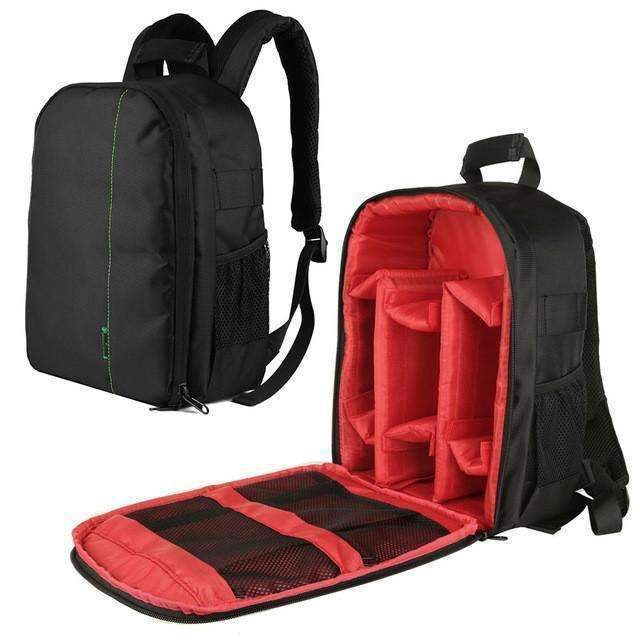 DeeTrade camera bag Photo Backpack (4 colors)