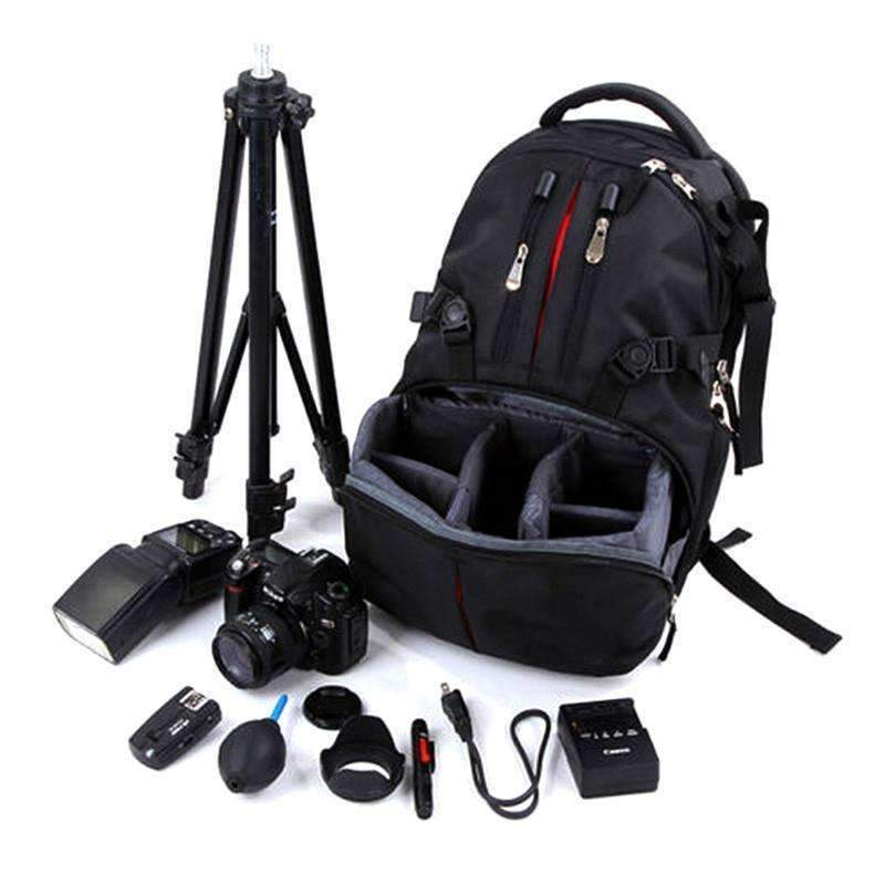 DeeTrade camera bag Waterproof Camera Big Backpack