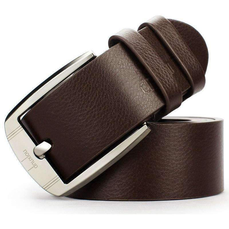 DeeTrade Classic Leather Belt (2 colors)