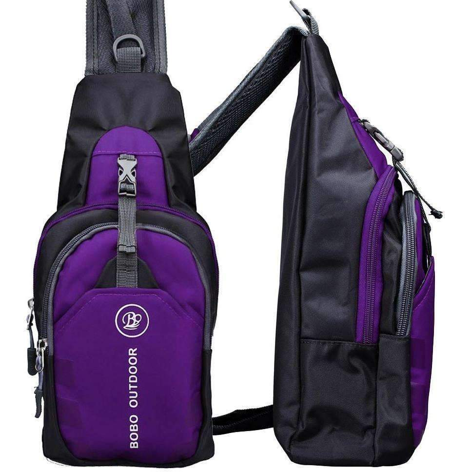 DeeTrade Crossbody Outdoor Activity Bag (6 colors)