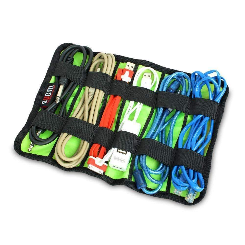 DeeTrade gear bag Roll-Up Cable Organizer (4 colors)