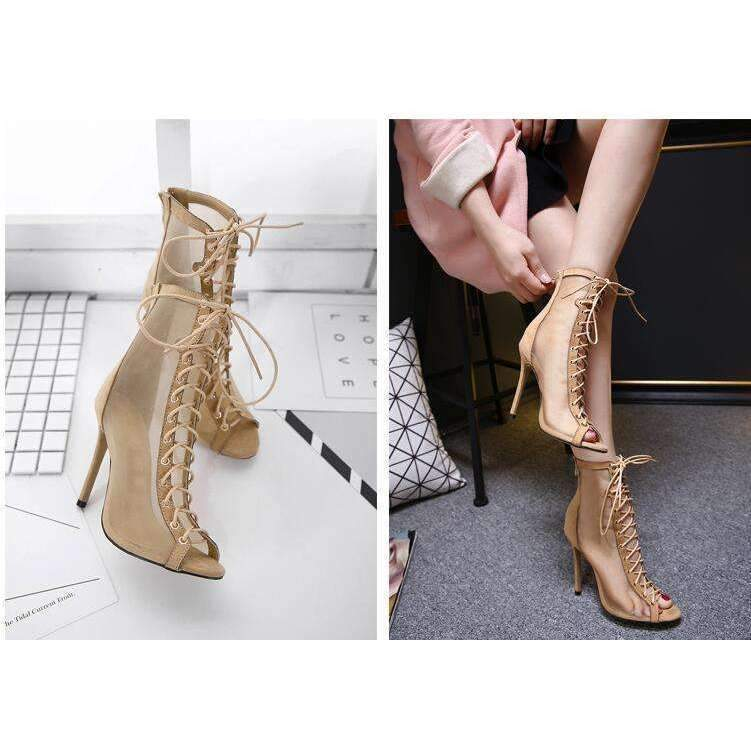 DeeTrade Heels Gloria High Heels (2 colors)