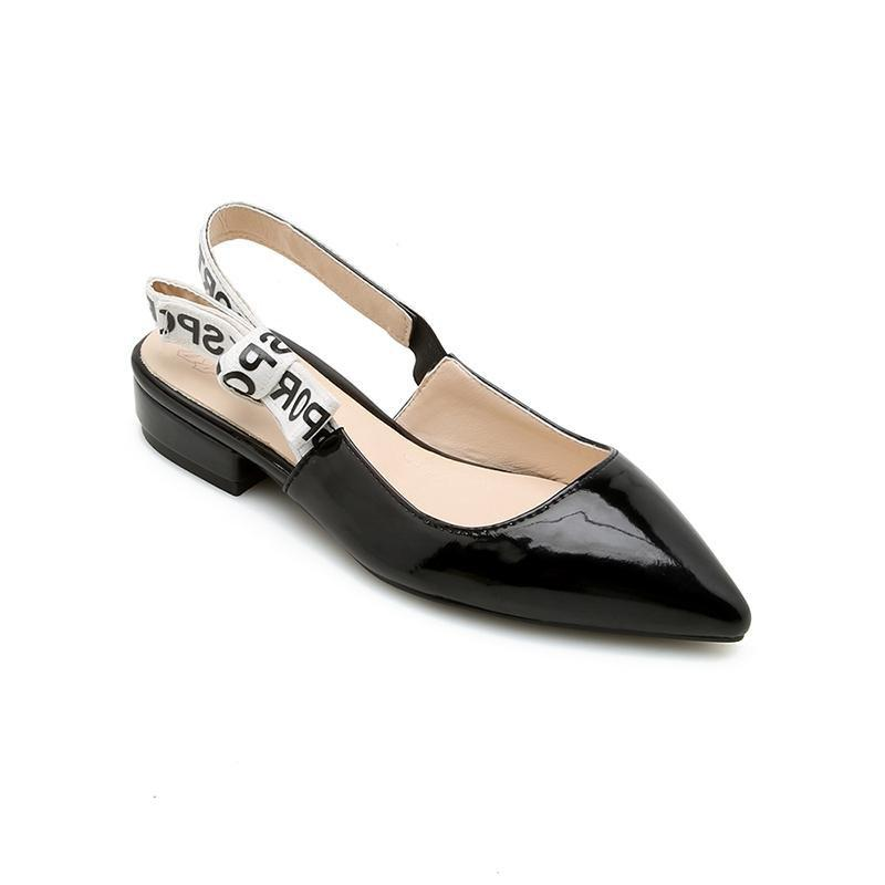 DeeTrade Heels Greta Low Heel (3 Colors)