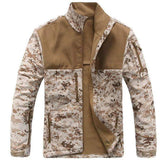 DeeTrade Jackets Tactical Camouflage Jacket (6 colors)