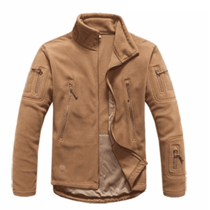 DeeTrade Jackets Tactical Warm Fleece Jacket (4 colors)