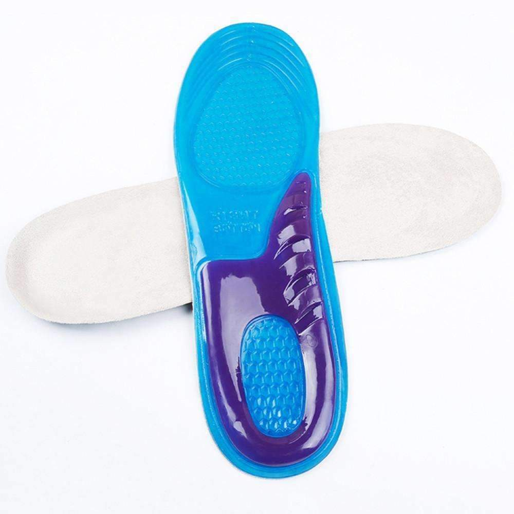 DeeTrade Orthopedic&Pain Relief Silicone Gel Unisex Insoles