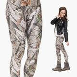 DeeTrade Pants Camouflage Women Leggings