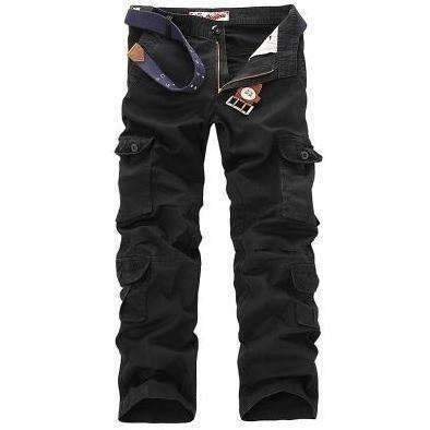 DeeTrade Pants Military Cargo Pants (5 colors)