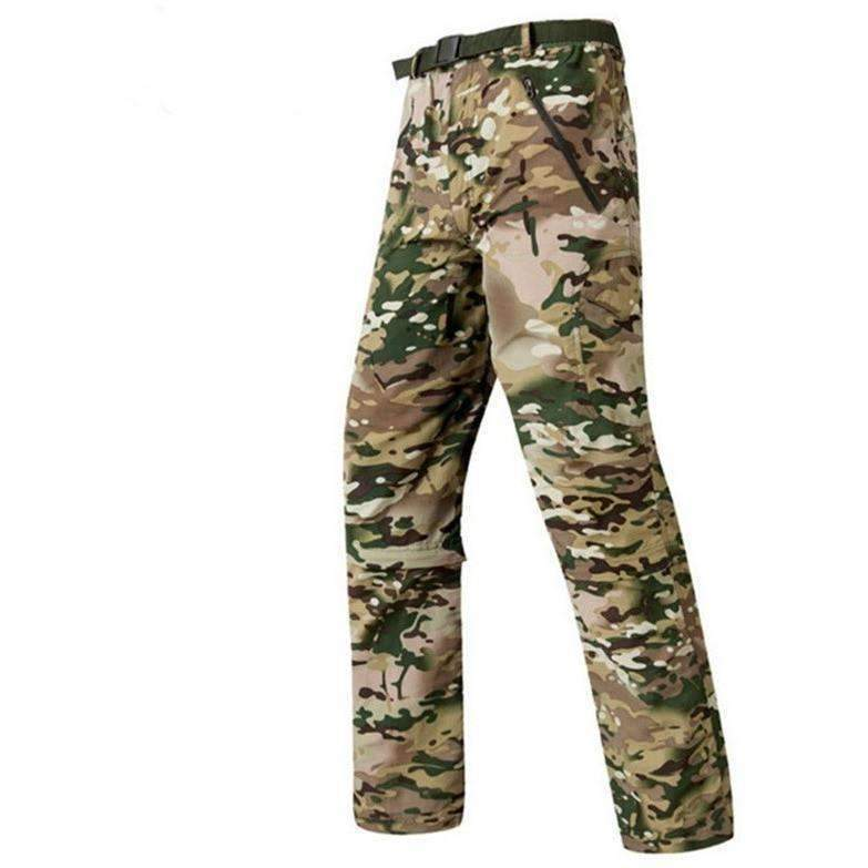 DeeTrade Pants Tactical Camo Lightweight Pants (12 colors)
