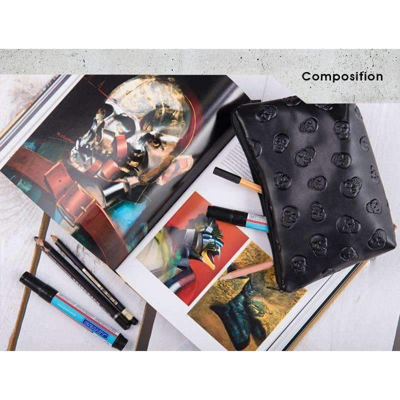 DeeTrade purse Skull Cosmetic Bag