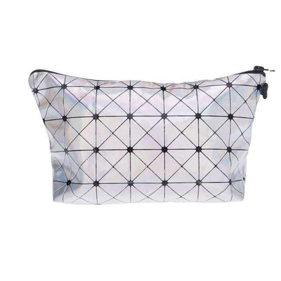 DeeTrade purse Triangle Glossy Cosmetic Bag