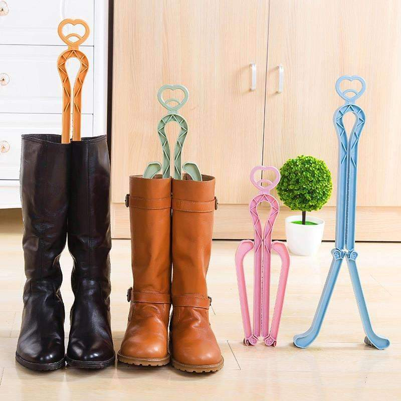 DeeTrade Shoe Holder Boots Stand Holders