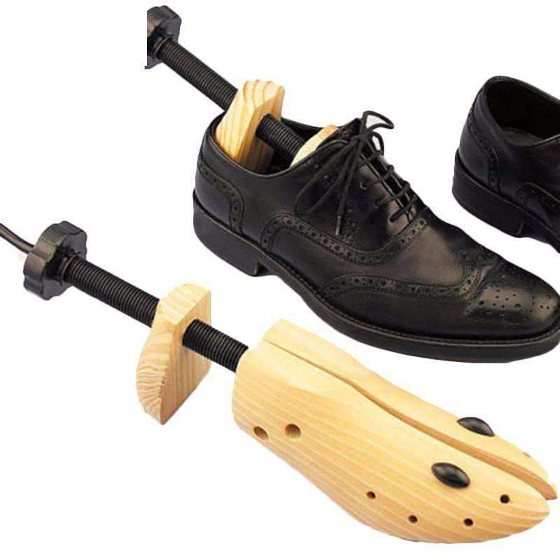 DeeTrade Shoe Stretchers Wooden Unisex Shoe Stretcher