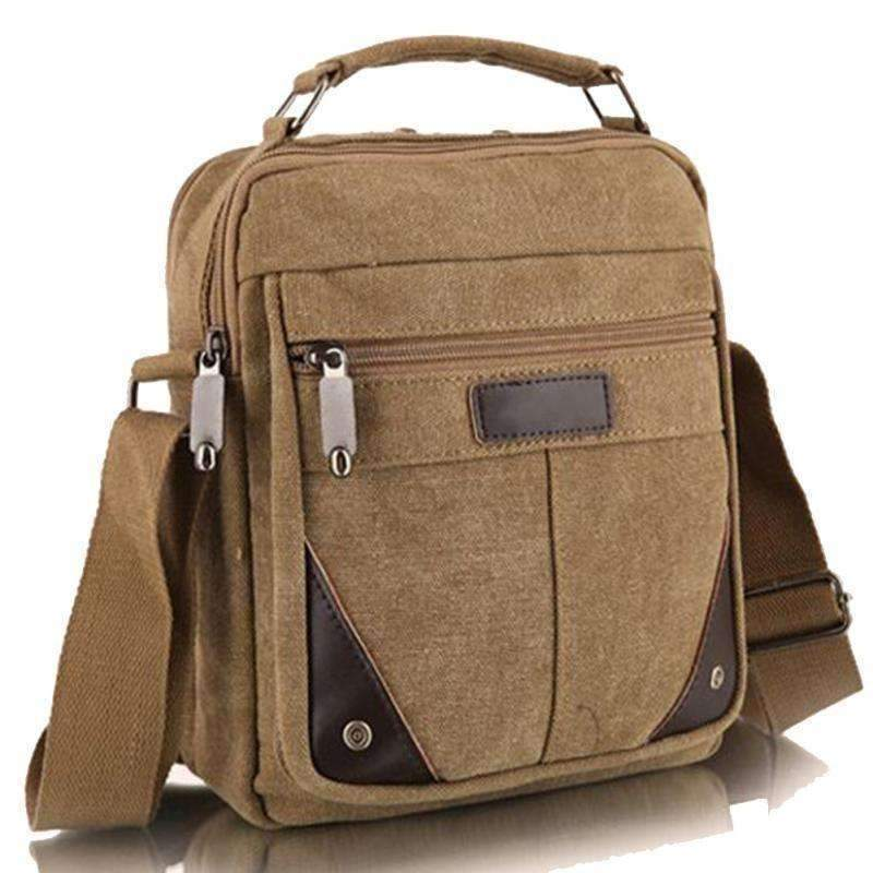 DeeTrade Shoulder Traveler Bag (3 colors)