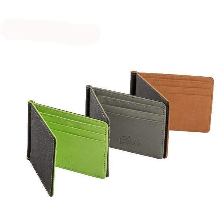 DeeTrade Simple Wallet (3 colors)