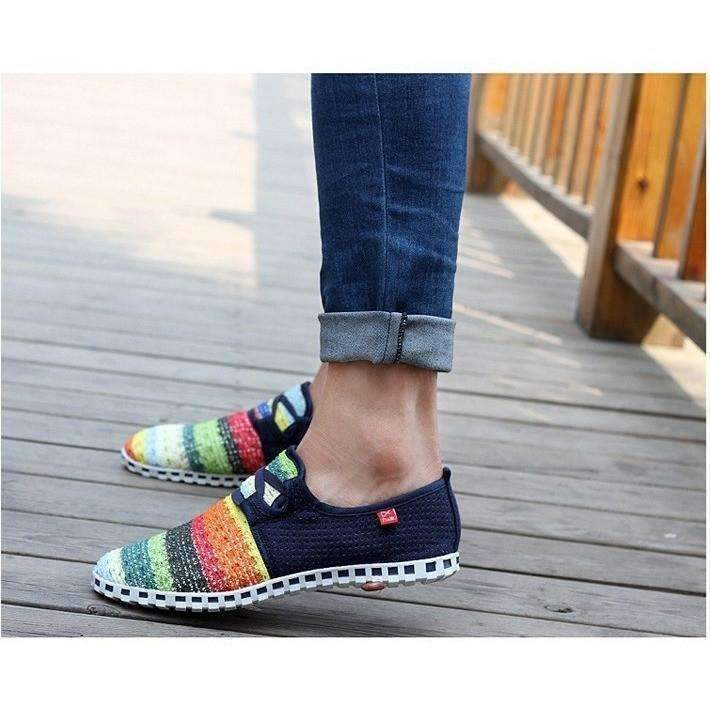 DeeTrade Sneakers Stripes (3 colors)