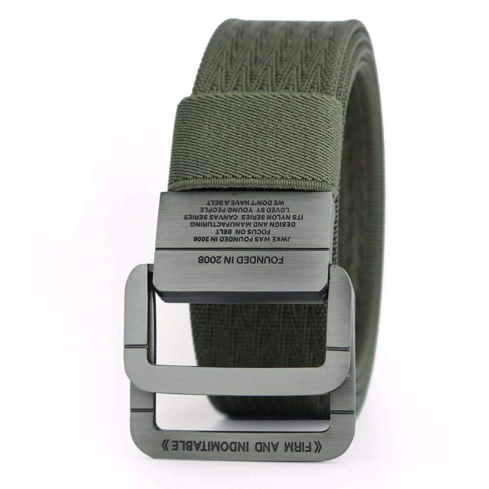 DeeTrade Tactical Canvas Belt (7 colos)
