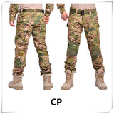 DeeTrade Tactical Urban Combat Pants w/knee pads (8 colors)