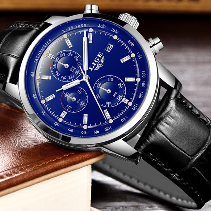 DeeTrade Watch Basel Chronograph