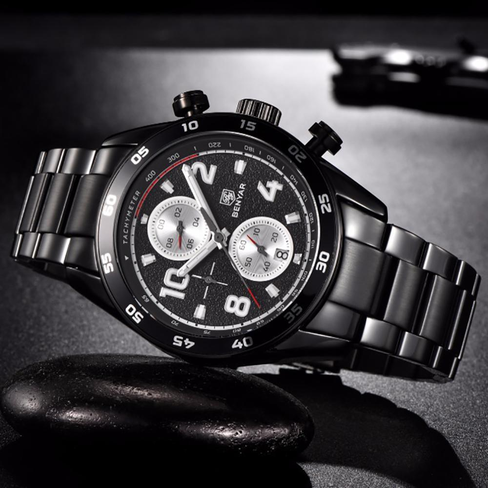 DeeTrade Watch Quazar 44 Chronograph