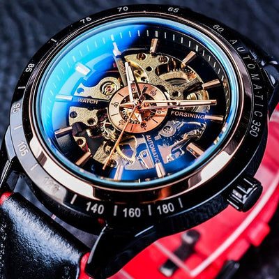DeeTrade Watch Racer Skeleton