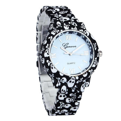DeeTrade Watch Skull Women Fashion Watch