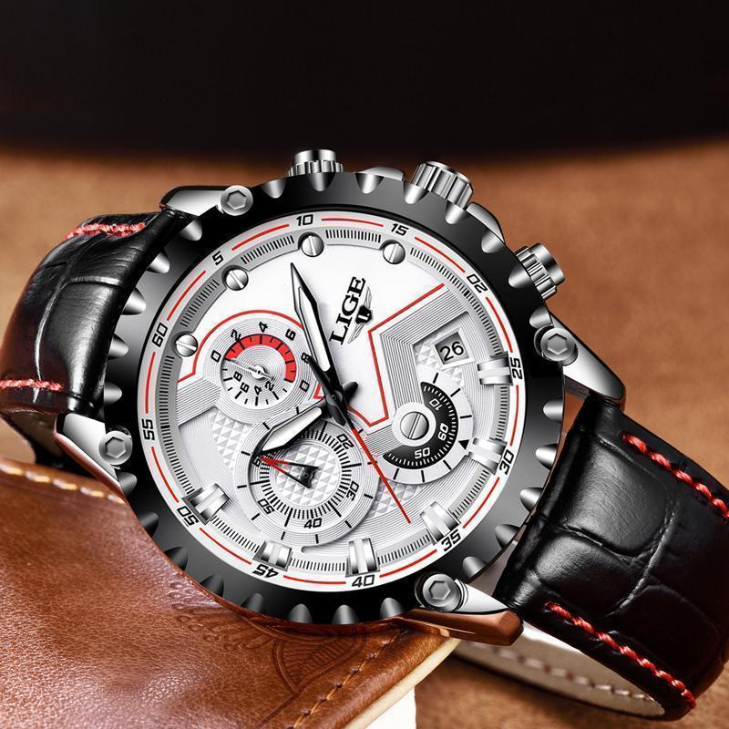 DeeTrade Watch Torque Chronograph
