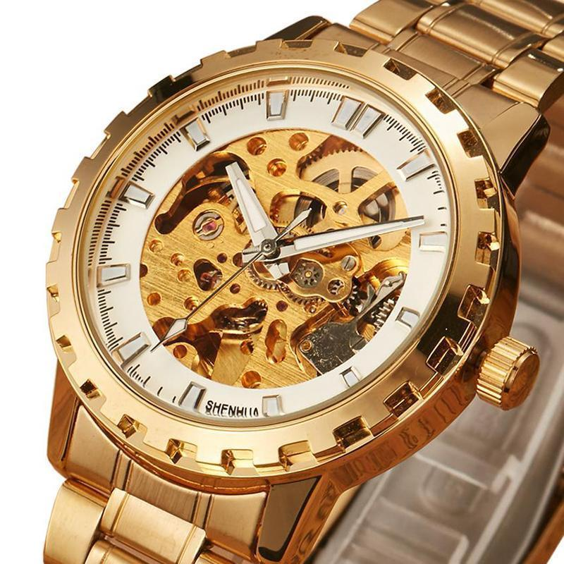 DeeTrade Watch Tubus Skeleton Watch