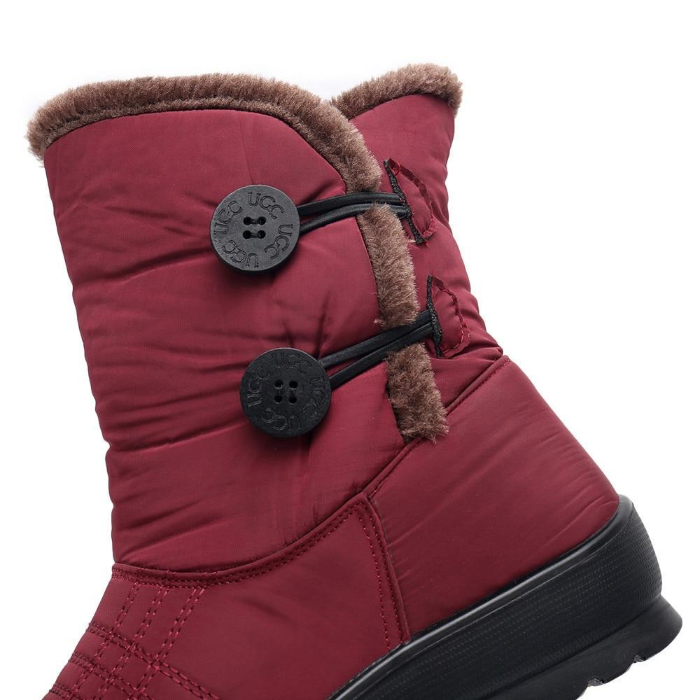 DeeTrade Women's Boots Amelia Winter Boots (3 colors)