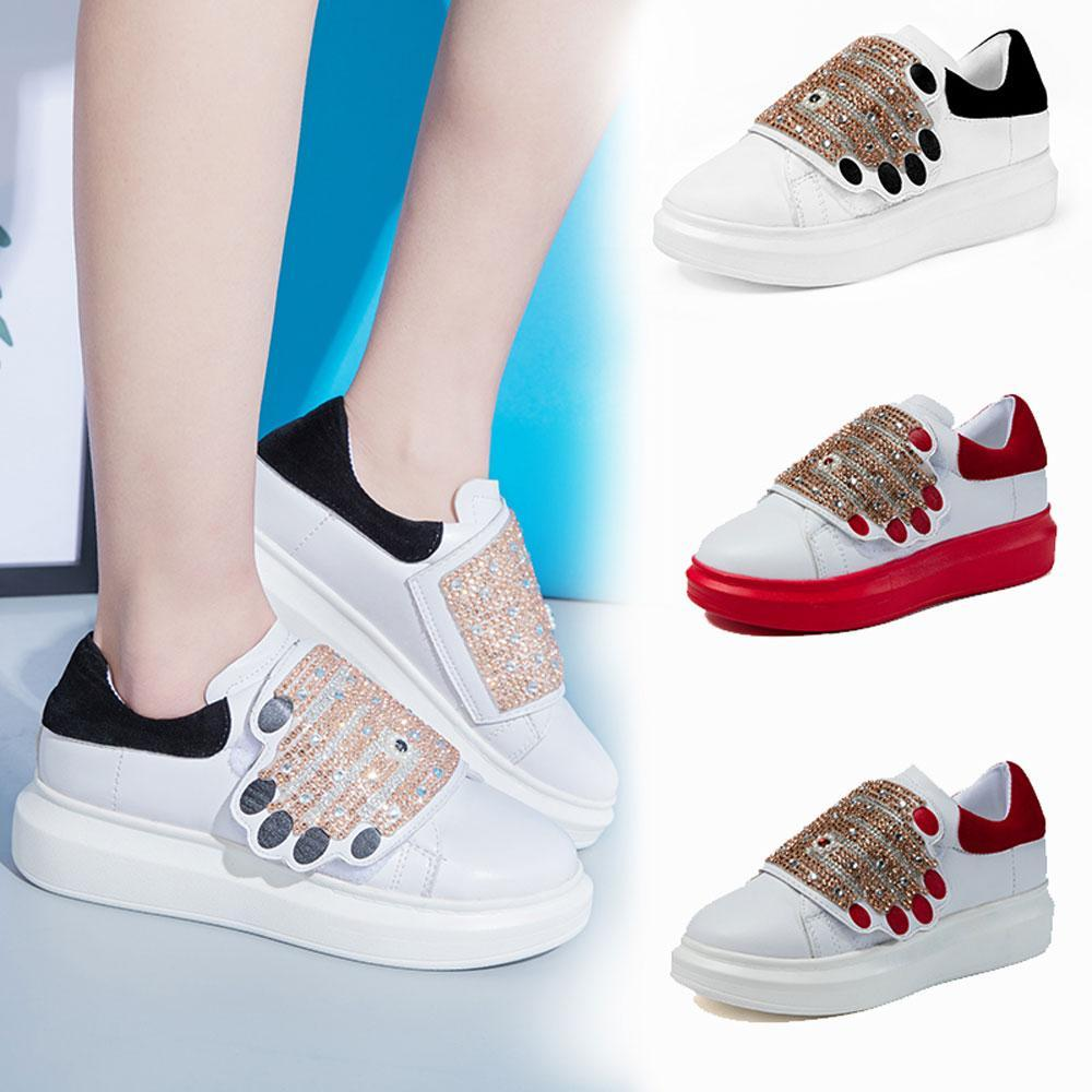 DeeTrade Womens sneakers Krista Sneakers (3 colors)