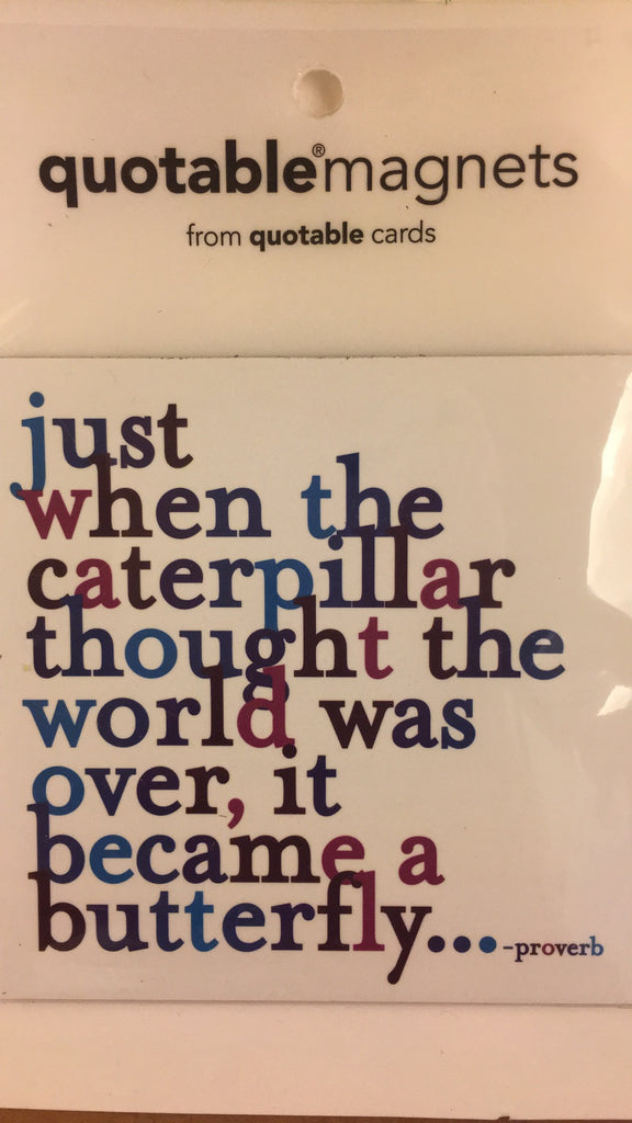 Quotable Cards Magnet- ADD ON