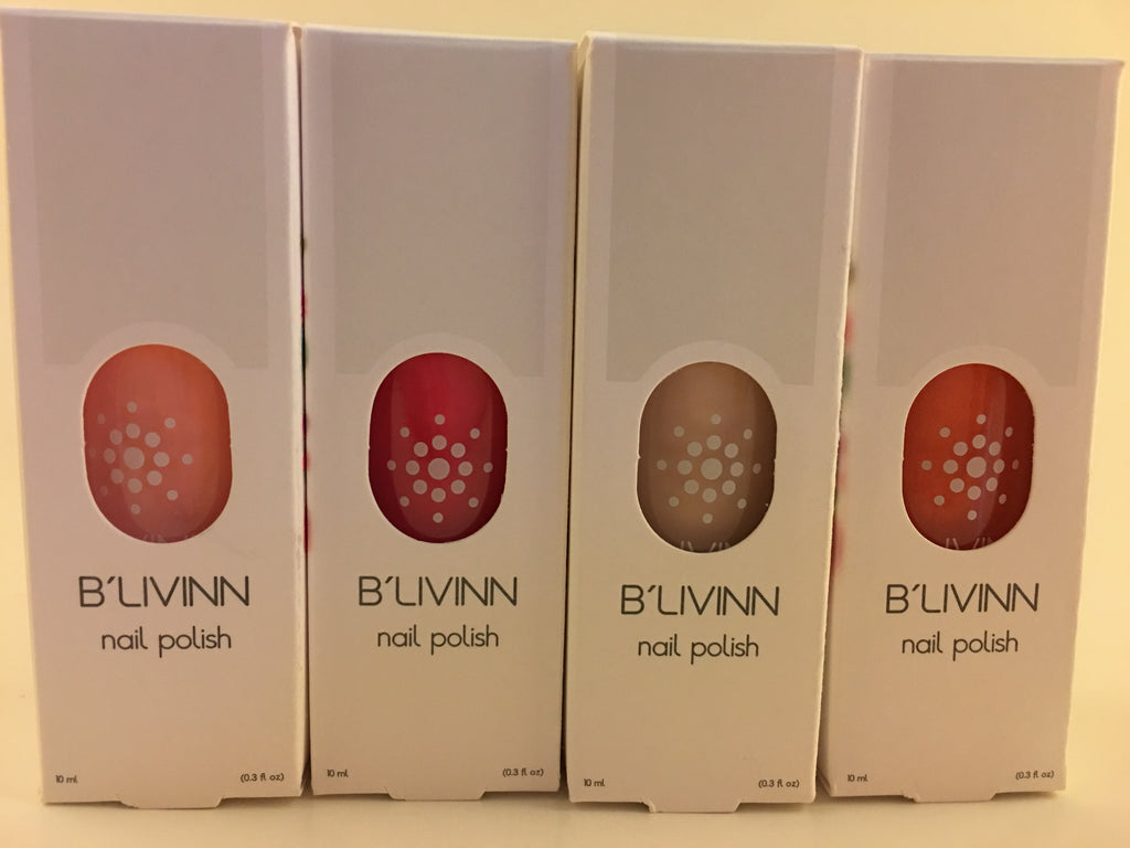 B'LIVVIN Nail Polish, Be YOU tiful Box