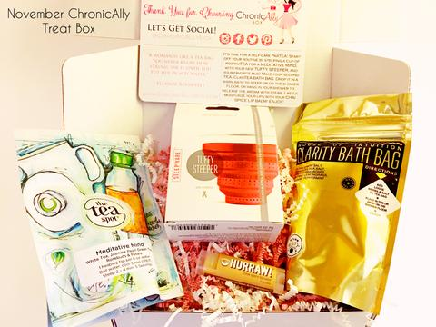 ChronicAlly Treat Box 1 Month Gift