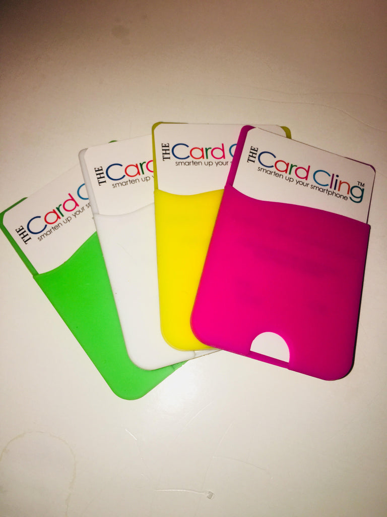 Card Cling- Phone Wallet