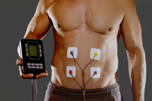 Load image into Gallery viewer, Powerful Electric Muscle Stimulator & Tens therapy device