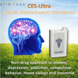 CES Ultra Stimulator Pro. Package