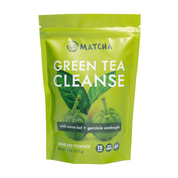 Go Matcha Green Tea Cleanse, 4 oz
