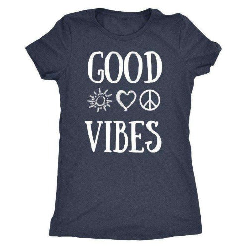 """Good Vibes"" T-Shirt Spread the Word"