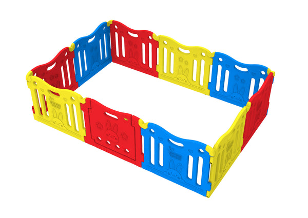 Baby Care Play Pen - Vivid (Open Box)