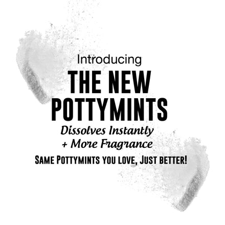 A message from our Founder on the new Pottymints