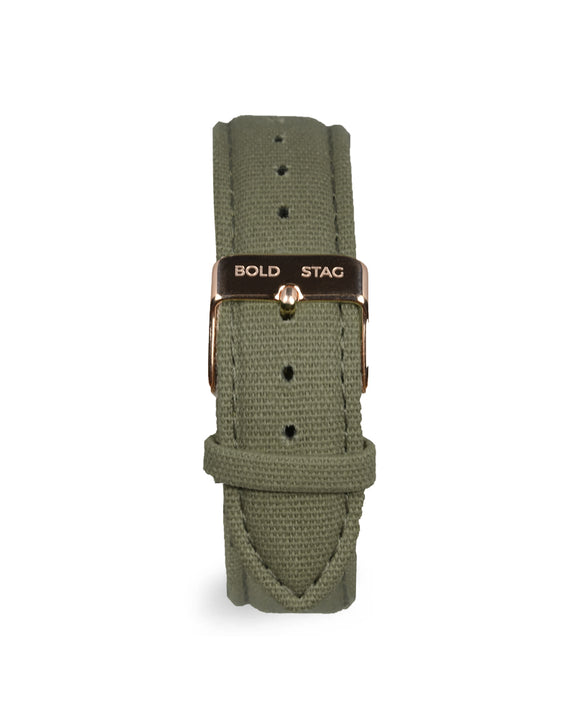 Canvas Strap - Olive