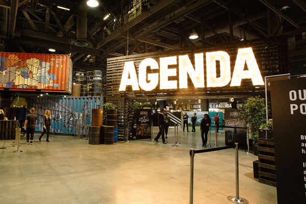 AGENDA TRADESHOW: LONG BEACH, CALIFORNIA