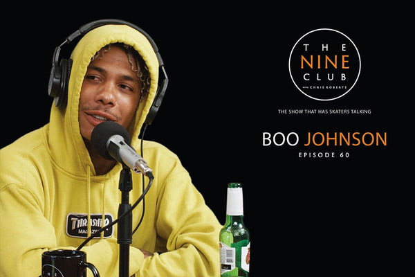 The Nine club Episode featuring Boo Johnson